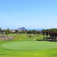 9 links campo golf tenerife