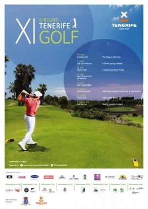 XI Circuito Tenerife Golf
