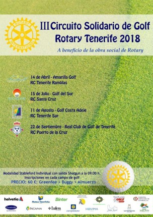 Poster Rotary Circuito 2018