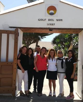 Visita Equipo Vincci Hoteles