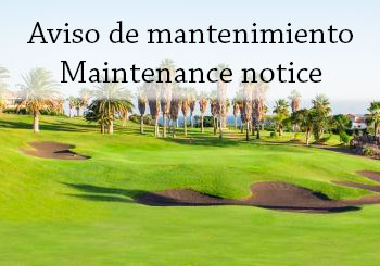 Information about courses maintenance in 2020