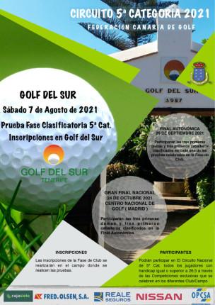 cartel_golf-del-sur-circuitos-quinta-categoria-federacion-canaria-de-golf
